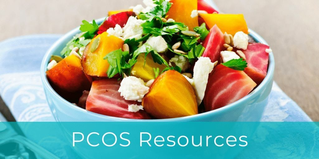 Resources for women with PCOS