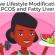 pcos and fatty liver